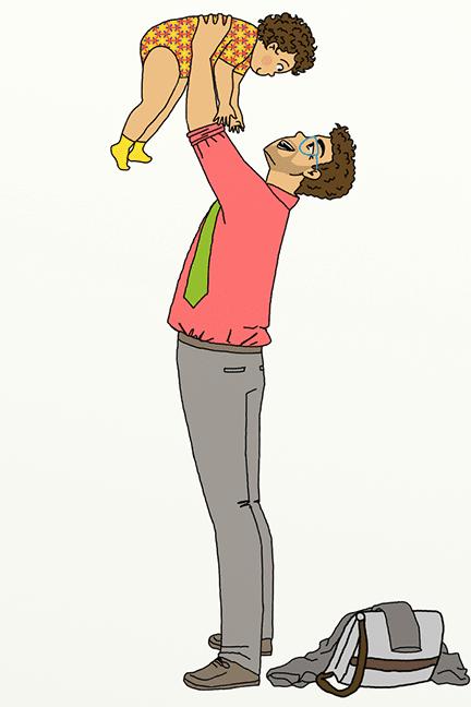 illustration-pere-fils-pepite-digitale